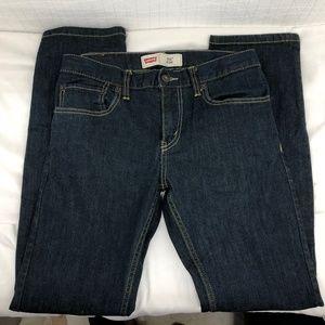 Levi's 511 Slim Boys Size 16Reg Jeans. A0772